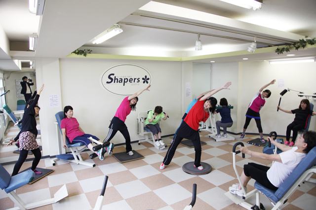 Shapers(シェイパーズ)の画像